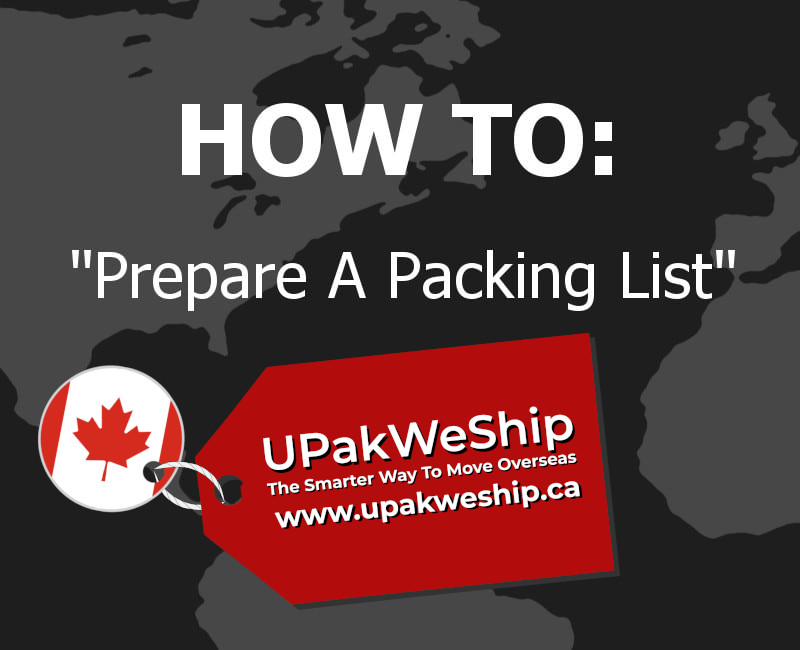 prepare-a-packing-list